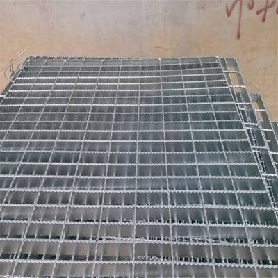 平台踏步钢格板 防滑格栅板 安平钢格板厂家
