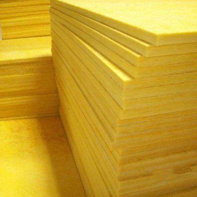 75mm建筑屋顶玻璃棉板生产厂家规格型号齐全
