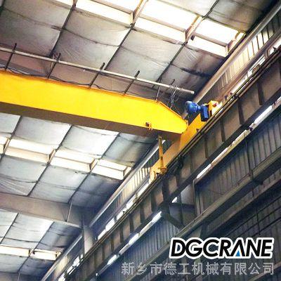 生产厂家现货供应1T~11.5m葫芦起重机  LD型室内单梁电动行车