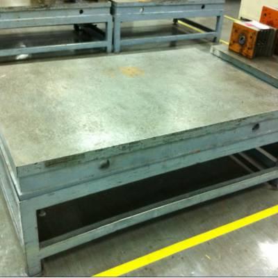 石基铸铁工作台规格省模铸铁工作台图片
