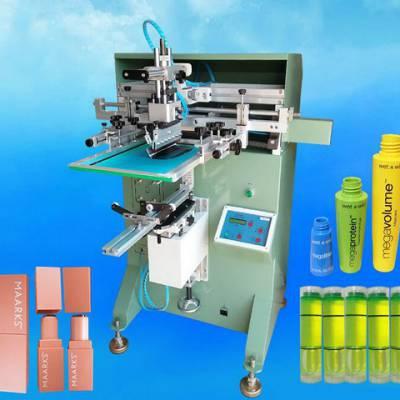 汉中市转盘丝印机安康市玻璃瓶丝网印刷机商洛市电路板移印机 厂家直销