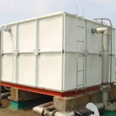 天津污水处理玻璃钢水箱模压玻璃钢纤维水箱价格新闻价格
