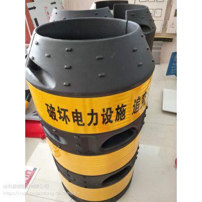 东海水马围挡,电线杆防撞桶