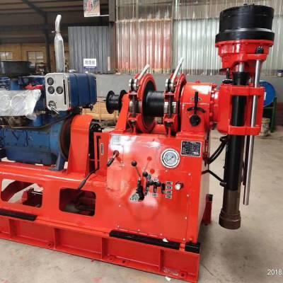 重探XY-2A型岩心钻机 300米地质工程勘察钻机