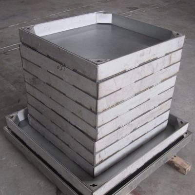 江苏耀荣 电信不锈钢井盖 304不锈钢装饰窨井盖