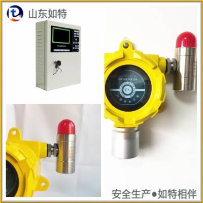 化工厂区乙腈泄漏报警器 固定式乙腈浓度超标探测器