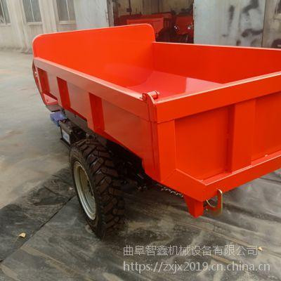 热销工程三轮车 大载重拉混泥三开门运输车 柴油三轮车价格