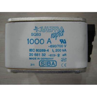 优势品牌SIBA熔断器安装座21 004 01.