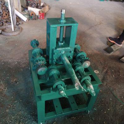 63*1小型立式弯管机 不锈钢管加工弧形圆形电动弯管机