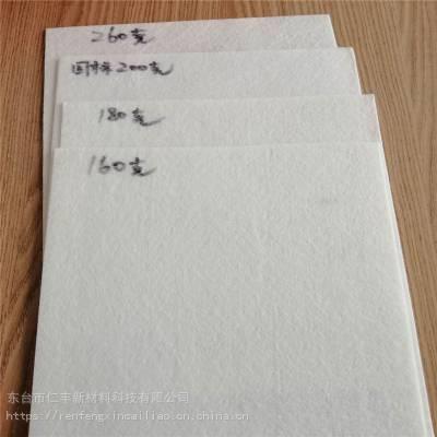 007-2厂家直销路面专用无纺聚酯纤维防裂布 长丝聚酯纤维布 高性能聚酯布 防水基布