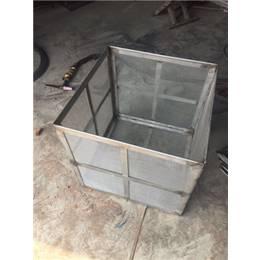 包边网框加筋不锈钢网篮不锈钢大型网篮储物篮氩弧焊网框