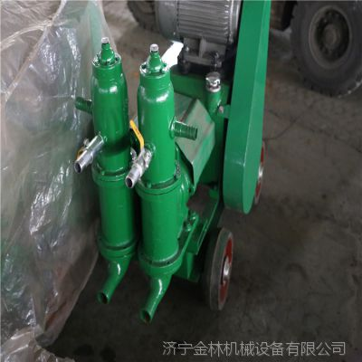 矿用设备金林新品直销 WSB-3单缸注浆机 深基坑支护活塞泵