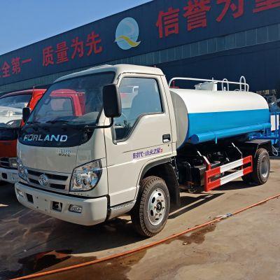 直销东风二手8吨雾炮喷洒车的价格 工地工程抑尘洒水车现车 车到付款