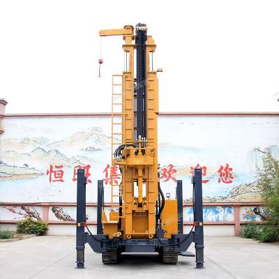 徐工XSL5/260气动打井机 履带式气动水井钻机 地热水井工程钻机 大口径气动钻机