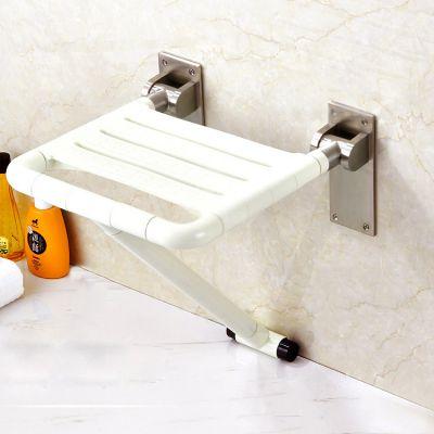 无障碍残疾人淋浴凳/批发医用卫浴扶手带盲点/颜色可定制/自动回弹