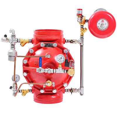 ZSFY 150-1.6(GC)预作用装置(沟槽式)