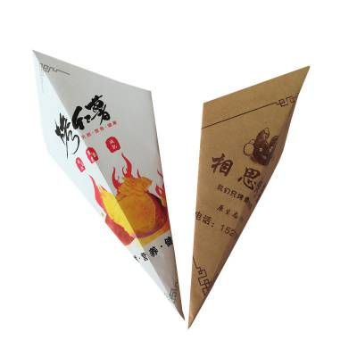 定做烤红薯三角袋烤地瓜三角袋