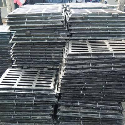 200*400球墨铸铁沟盖板铸造厂家规格尺寸