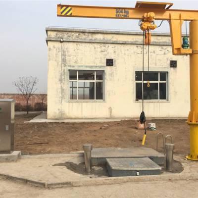 一体化泵站施工方案-株洲一体化泵站-良成环保泵站质量好