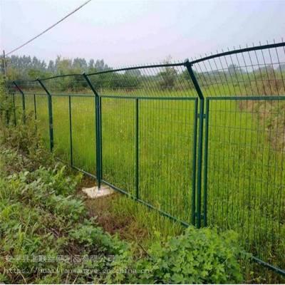厂区护栏网 铁丝隔离网 油菜花围网