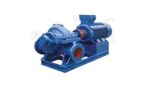 S系列单级双吸离心泵供抽清水或物理化学性质类似于水的其它液体使用