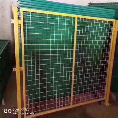 现货仓库隔离网 车间隔离网直销 仓库机械安全隔离栅