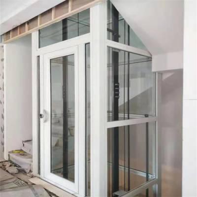 家用电梯品牌 小型别墅电梯价格 升高7米三层