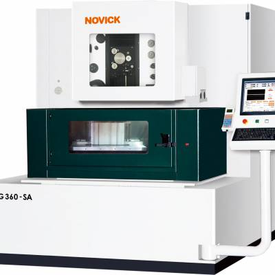 NOVICK AG360-SA 精密数控慢走丝线切割机床