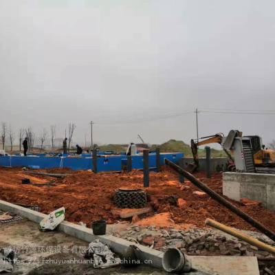 新型养猪场污水处理设备使用达标-竹源