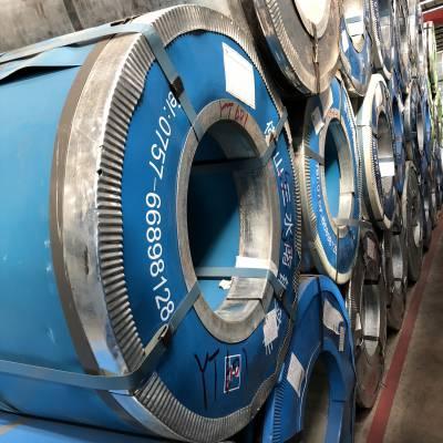 广东有花镀锌板1.0南钢SGCC镀锌卷板白铁风管专用