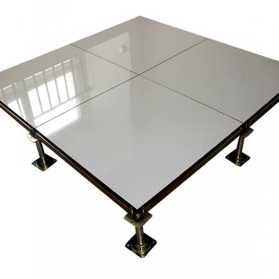 河南美亚 全钢防静电地板 陶瓷架空活动地板 机房监控室防静电地板 办公室专用oa网络地板