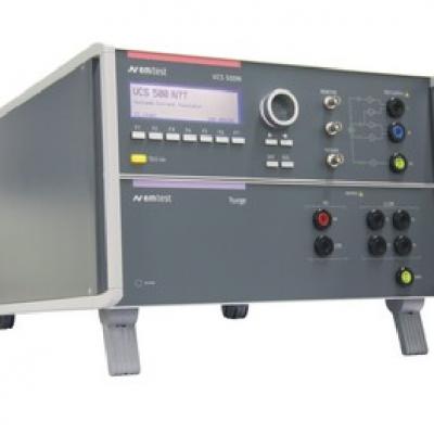 emtest测试/瑞士VCS500N7T通信浪涌模拟器