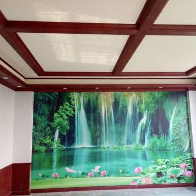 瑞金竹木纤维板300平缝集成墙板详细介绍