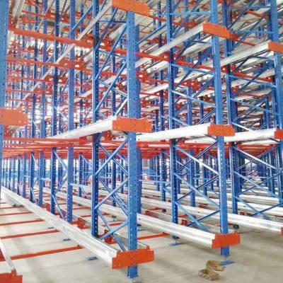 重庆固联贯通式工业货架批量供应