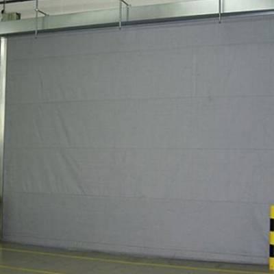 固定布挡烟垂壁多少钱1米
