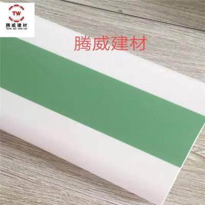 腾威生产140型防撞扶手 北京PVC医用扶手 铝合金走廊防撞扶手厂家