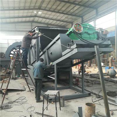 供应矿山双排螺旋洗砂机叶片水洗轮螺旋洗石机机制砂石料砂石除杂