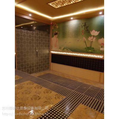 南京电气石汗蒸房制作-电气石汗蒸房报价;家庭顶配版