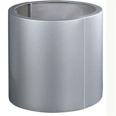 供应上海商城柱子装饰包柱铝单板弧形圆柱铝单板