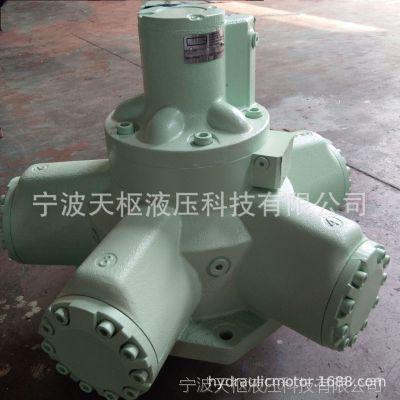 天枢TSC200替代川崎STAFFA HMC200 船舶锚机 锚绞双速液压马达