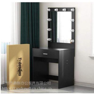 新款简约现代板式小梳妆台公寓酒店妆台卧室化妆柜厂家直销批发
