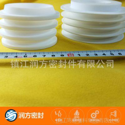 聚四氟乙烯PTFE飞边带翅膀形状的异形件制品  可以耐腐蚀 耐酸碱