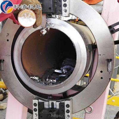 管道坡口机 奥太现货秒发管外切割机 管径Φ123-273端面切割倒角机