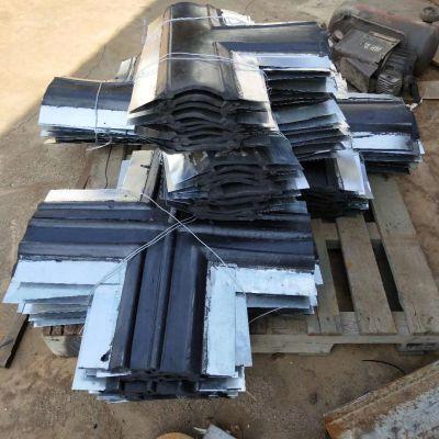 中埋式钢边橡胶止水带十字接头价格|350-8mm钢边止水带热熔接头