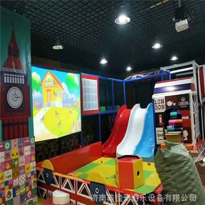 宿州阜阳儿童乐园公司 淘气堡厂家 儿童游乐场加盟