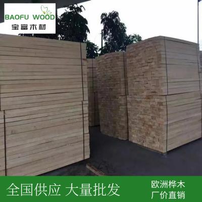 批发供应进口欧洲桦木 俄罗斯桦木板材 桦木家具材 桦木实木板材 木方