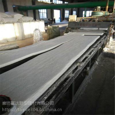 大型机制硅酸铝针刺毯 保温材料硅酸铝毯生产厂家