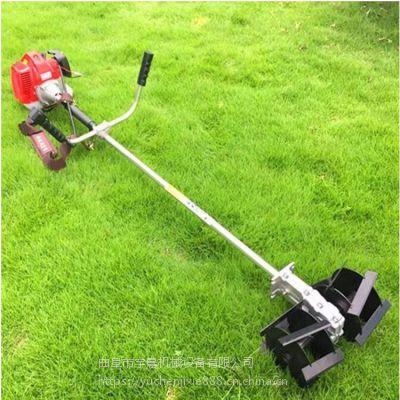 汽油小型打草机 背负式割灌机锄草机 四冲程打草机宇晨机械