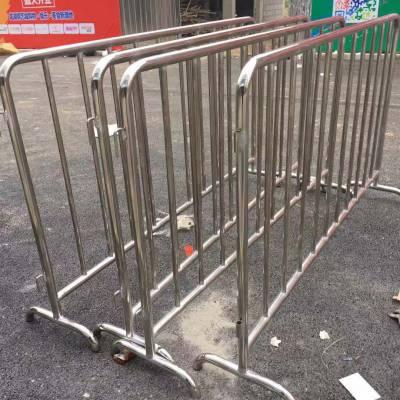山阳 铁马栅栏 铁马栏杆 铁马护栏 临时移动围栏的用途与特点