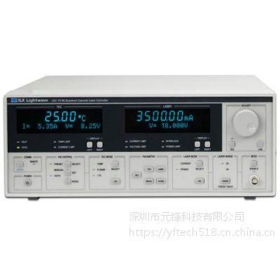 Newport/纽波特LDC-3706激光驱动源和温度控制器的组合